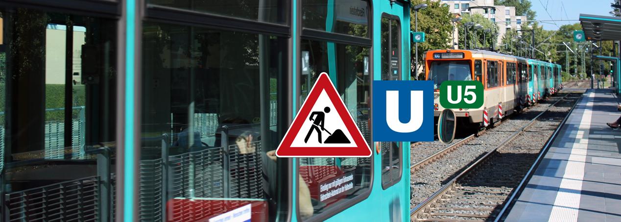 """U5 » Neubau der Stationen """"Musterschule"""" und """"Glauburgstraße"""""""